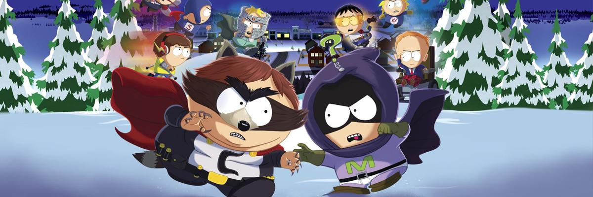 Esto es South Park. Aquí no nos gusta la gente como tú