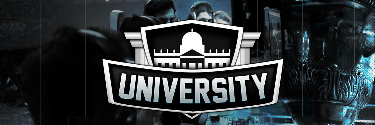 University: una nueva visión de los eSports