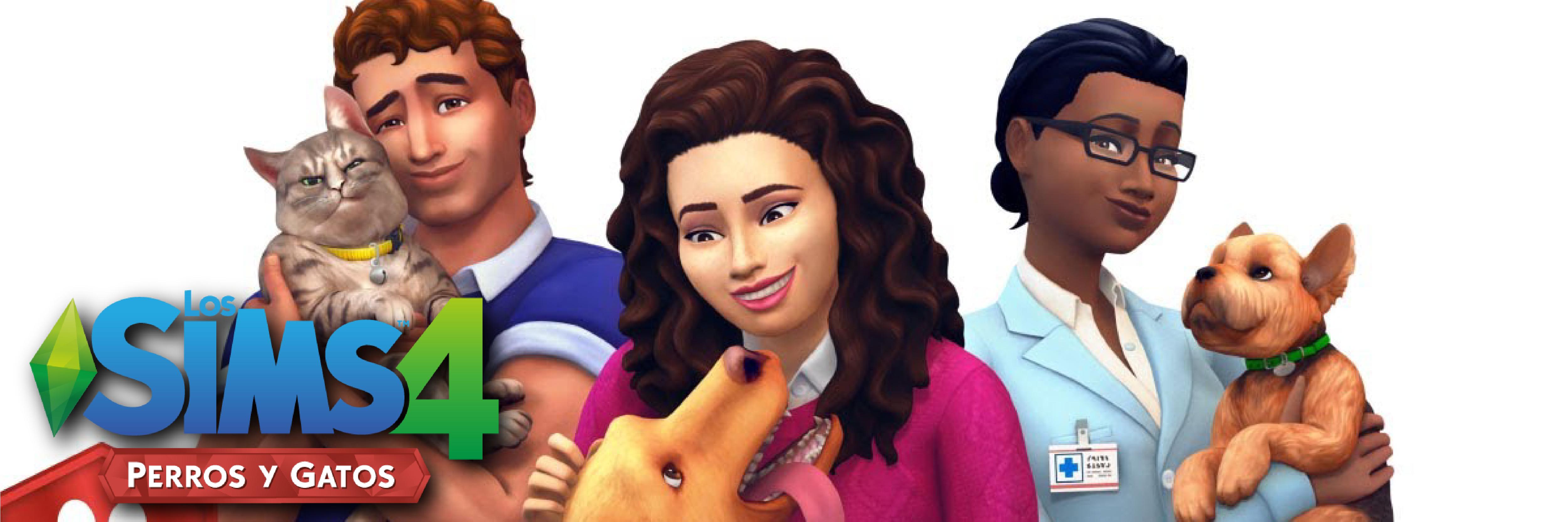 Los Sims 4 Perros y gatos: la aventura peluda