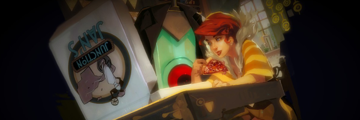 We all become – Reseña de Transistor