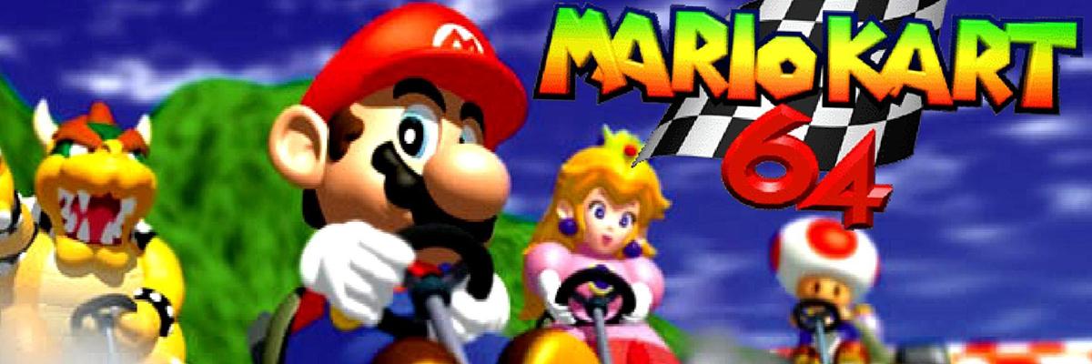 Pistas y circuitos en el mundo Mario, ahora en 3D