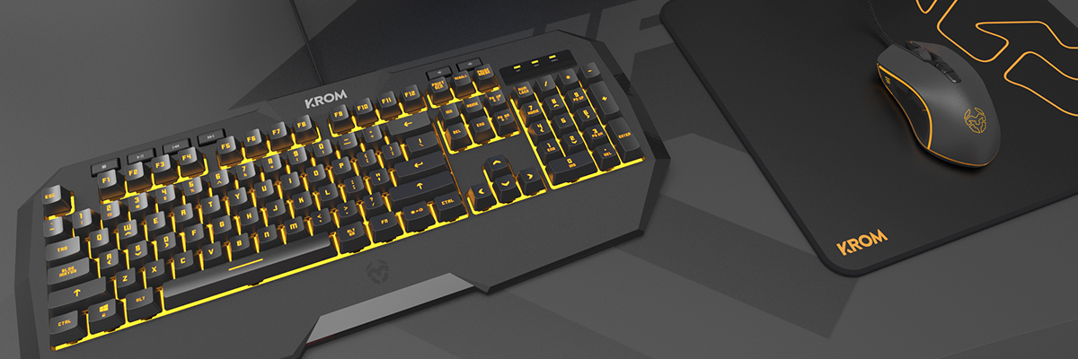 [Review] Krom Kodex Pro Gaming Dual Kit