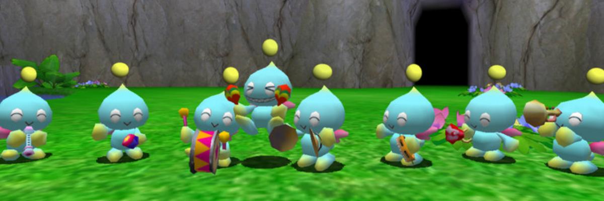 Chao World: el mejor juego de Sonic está dentro de un juego de Sonic