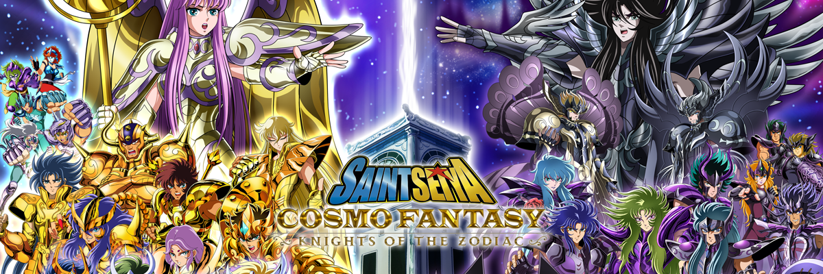 Saint Seiya Cosmo Fantasy: Gotta Catch 'Em All