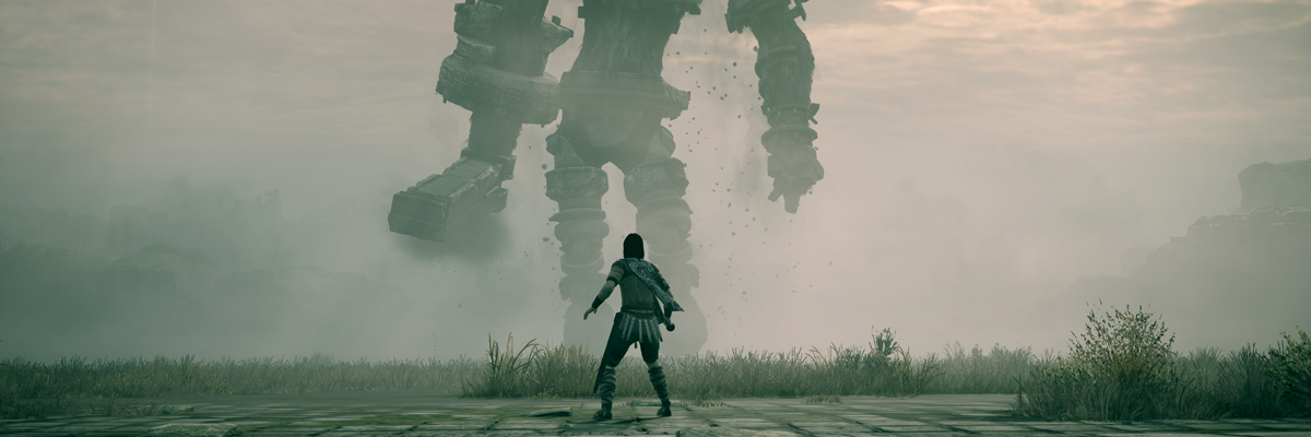 Shadow of the Colossus, un remake merecido