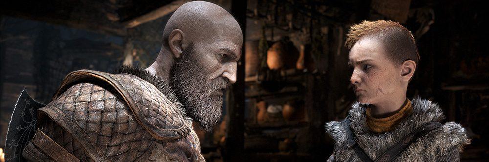 Kratos y su segunda oportunidad para ser padre