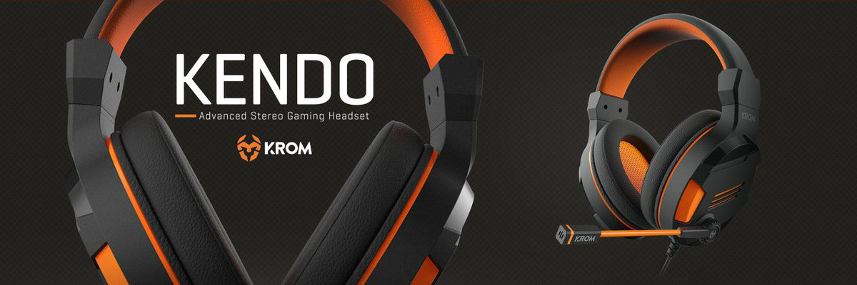 [REVIEW] AURICULARES GAMING KROM