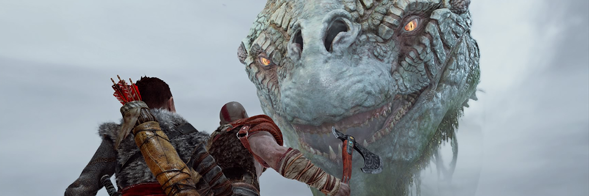 God of War PS4, primeras impresiones