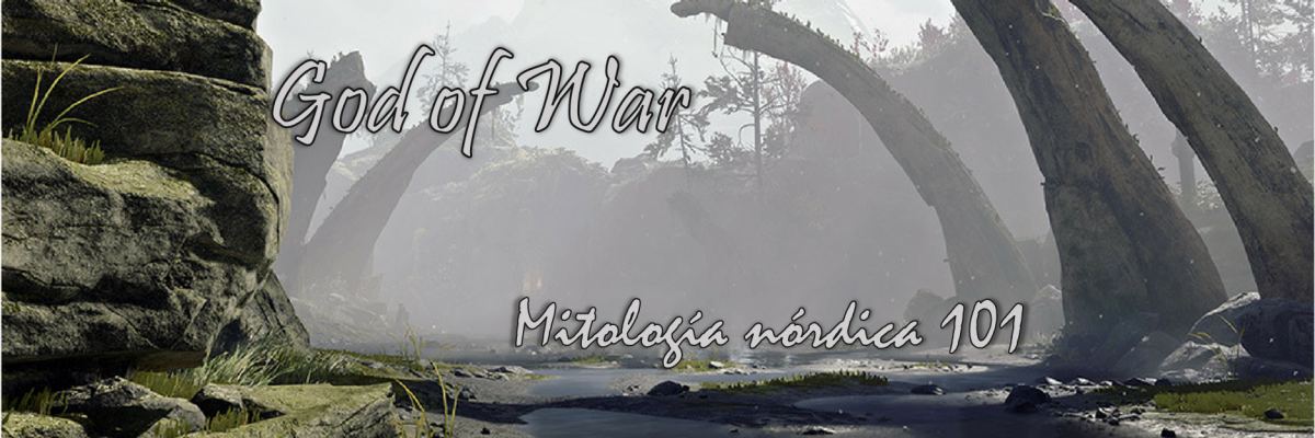 God of War. Mitología nórdica 101