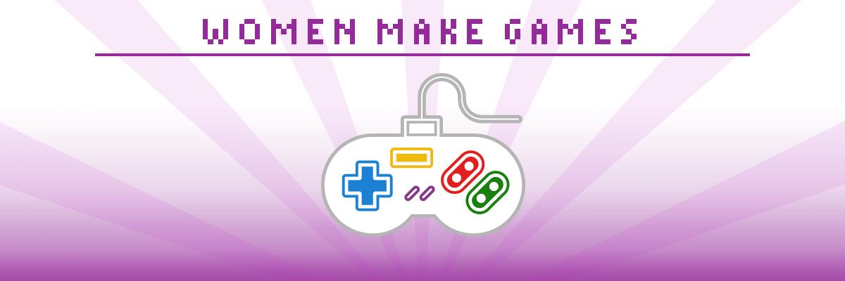 Women Make Games: I Feria de videojuegos realizados por mujeres
