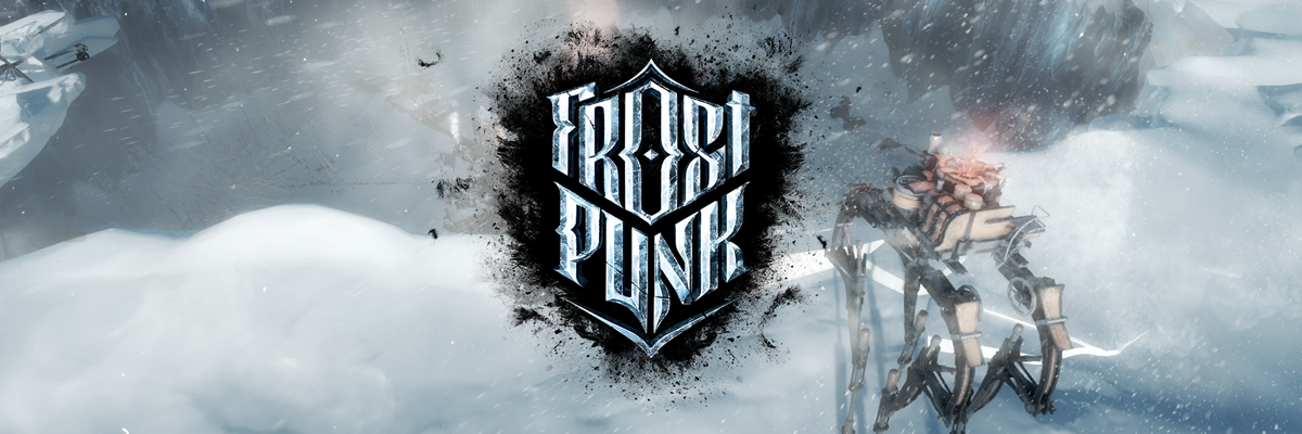 FrostPunk: Llévate una rebequita por si refresca