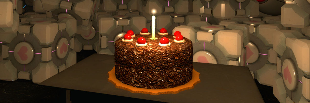 Is the cake a lie?: El diseño y la narrativa en Portal 2