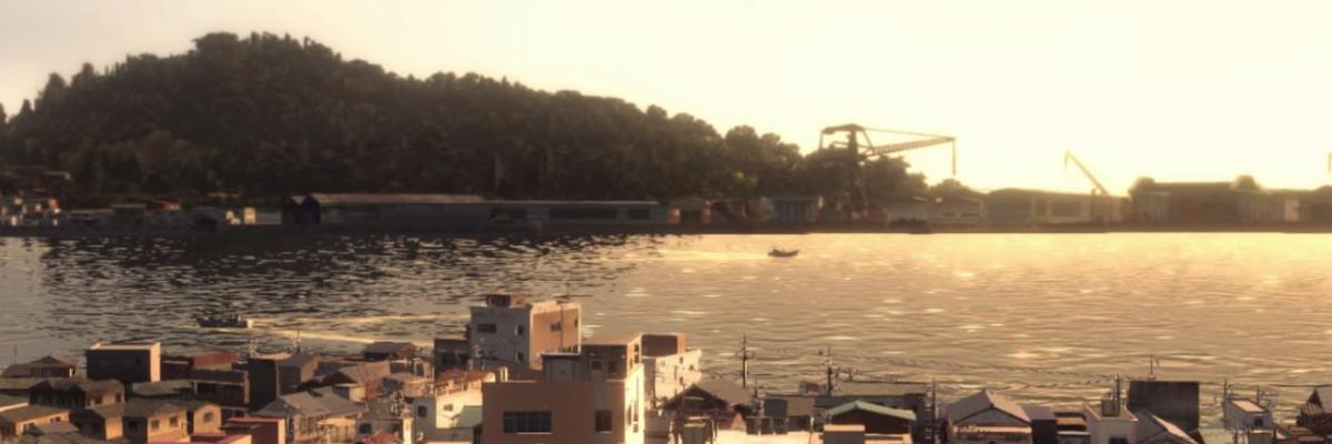 Alejándose del mundanal ruido: Onomichi en Yakuza 6