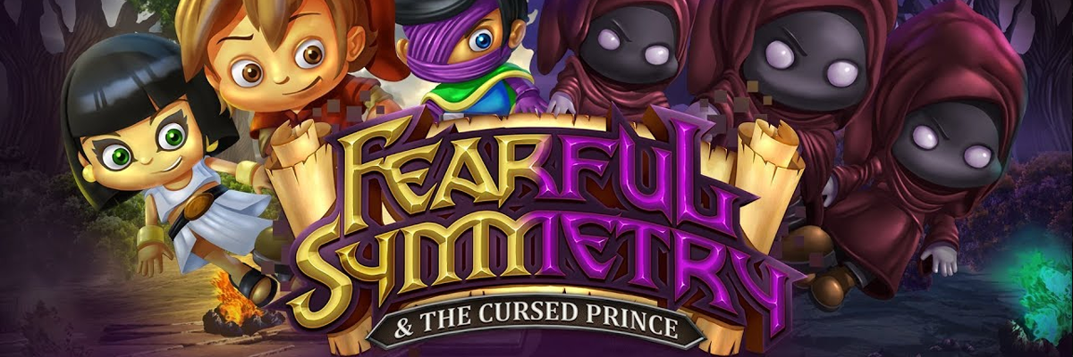 Fearful Symmetry and The Cursed Prince: ¡Maldito príncipe! ¡Maldito juego! ¡Maldito todo!