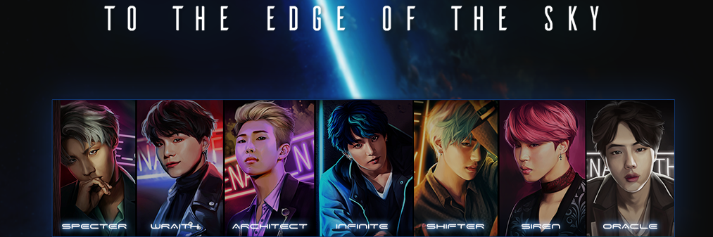 To the Edge of the Sky: ligoteando con mis idols coreanos