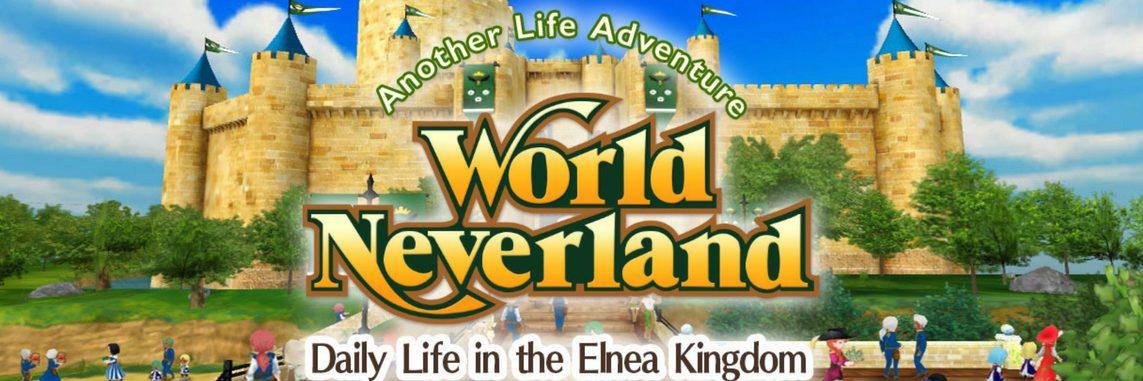 WorldNeverland Elnea Kingdom: el medievo es cuqui