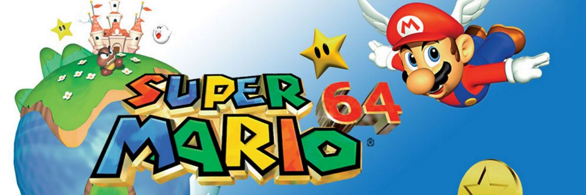 Super Mario 64: fontaneros, estrellas y polígonos