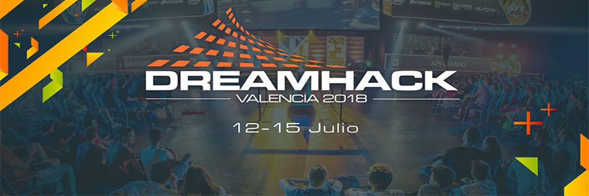 DreamHack Valencia 2018