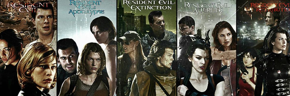 Resident Evil: Fanfilms
