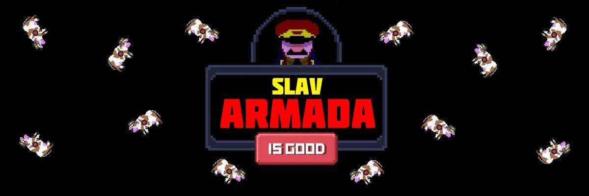 Slav Armada: Conquista el universo a base de vodka