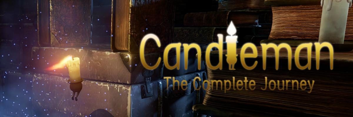 Candleman: The Complete Journey, una luz en la oscuridad