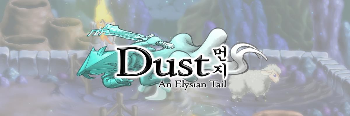 Dust: An Elysian Tail, un metroidvania muy cuco