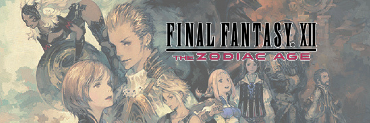 Final Fantasy XII: The Zodiac Age, te has equivocado de protagonista