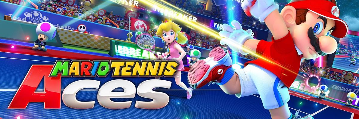 Mario Tennis Aces y los mejores juegos de deportes