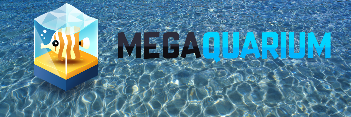 Megaquarium, aquí los peces son muy felices