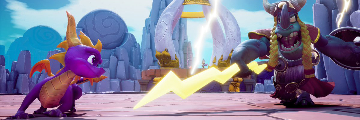 Spyro 3: El Año Del Dragón