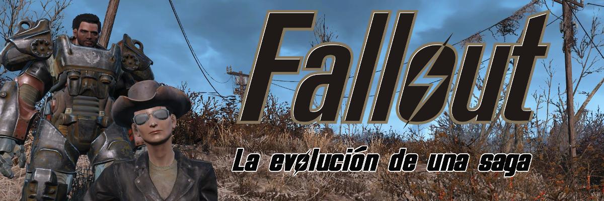 Fallout, la evolución de una saga