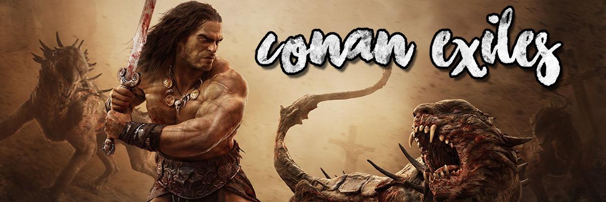 Conan Exiles: sí, vas a morir