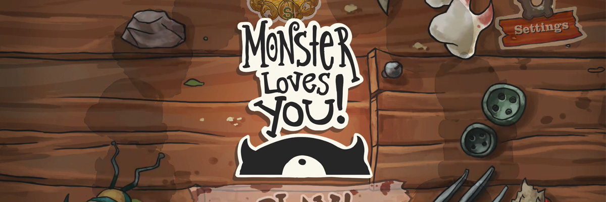 Monster Loves You! con patatas