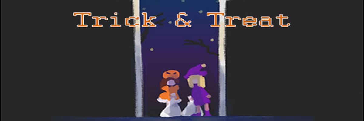 Trick & Treat: Mansiones encantadas y caramelos