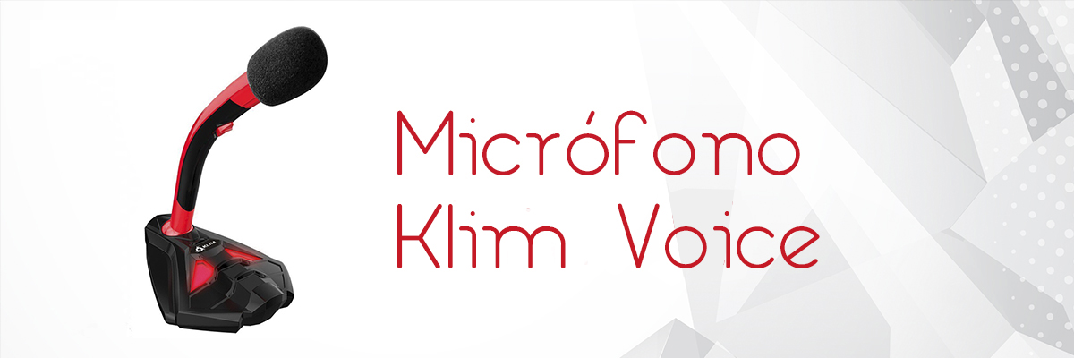 [Review] Micrófono Klim Voice