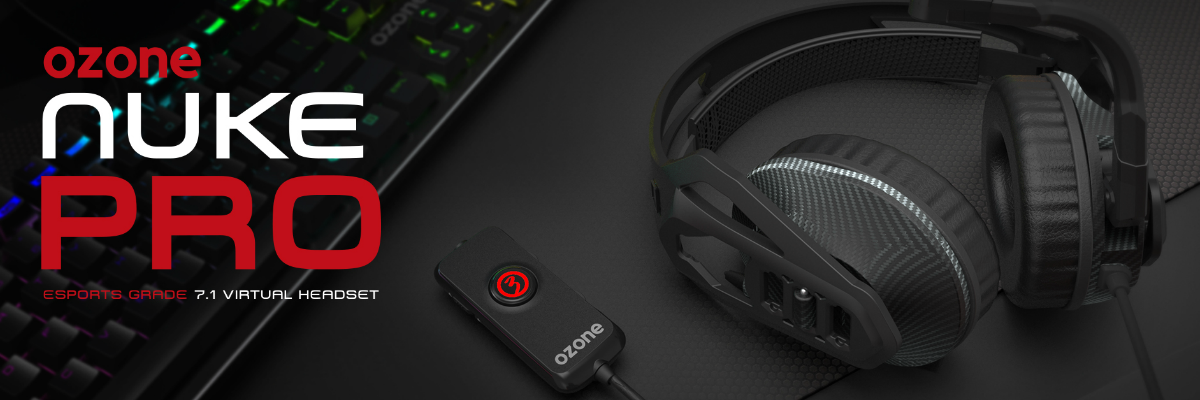 [Review] Auriculares Ozone Nuke Pro