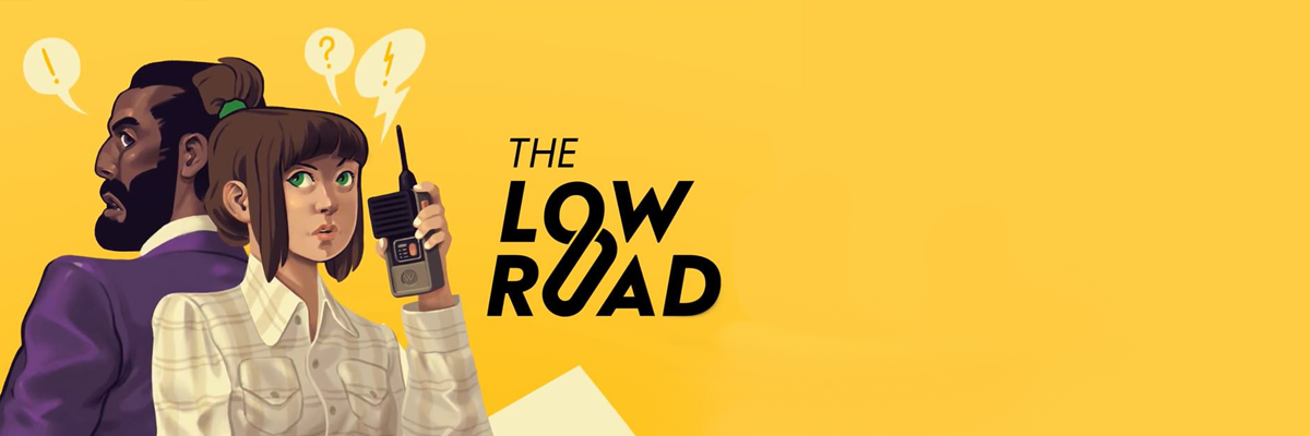 The Low Road, la vida de espía es la vida mejor