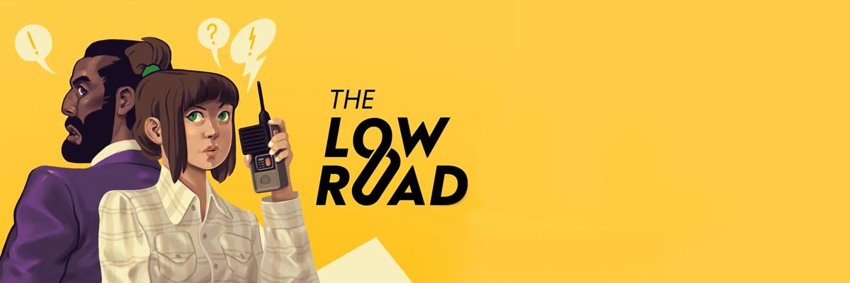 The Low Road, la vida de espía es la vida mejor