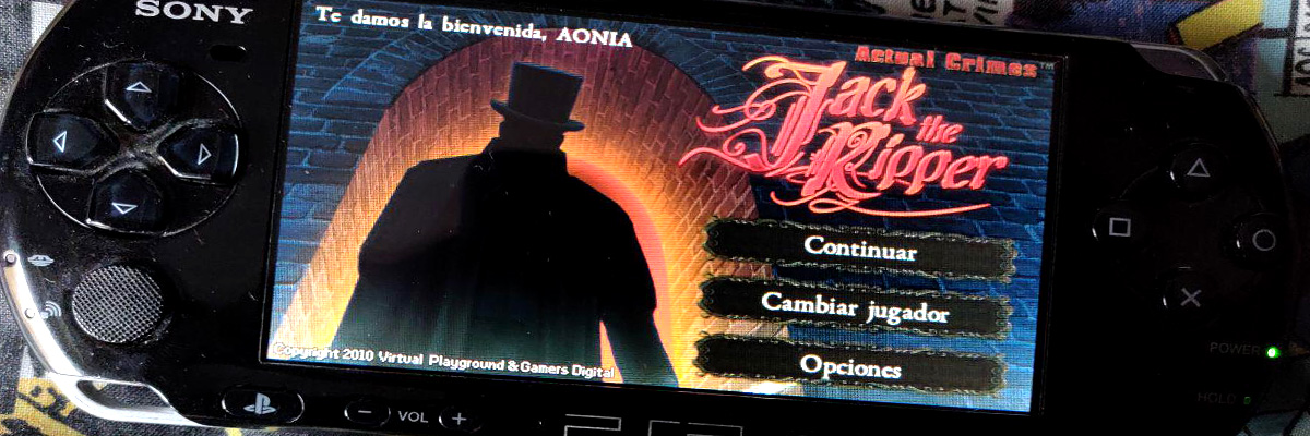Actual Crimes: Jack the Ripper – Un cuchillo para encontrarlos a todos