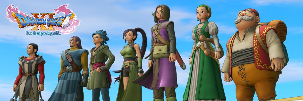 La construcción espacial en Dragon Quest XI: Ecos de un pasado perdido
