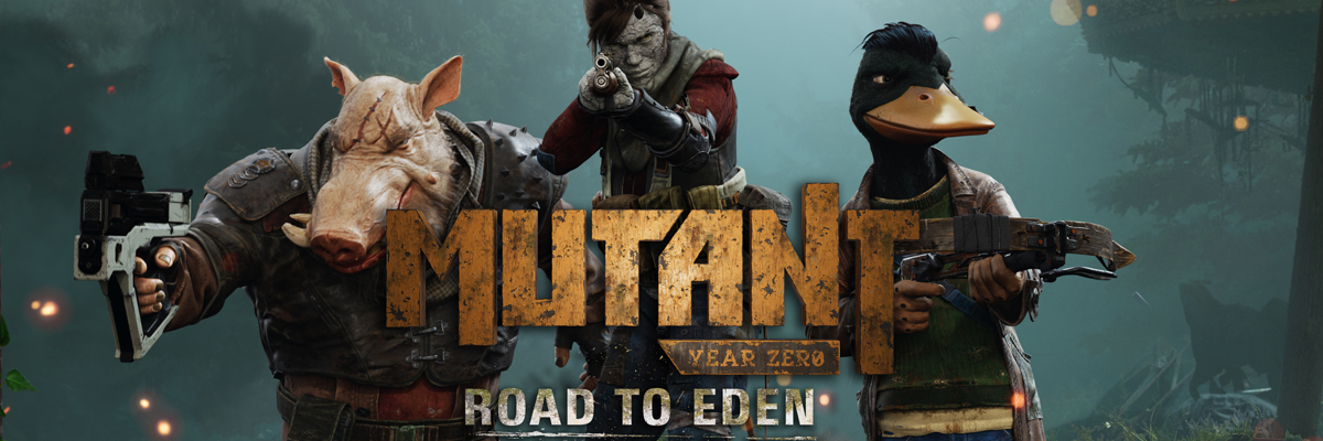 Mutant Year Zero: Road to Eden, estrategia mutante