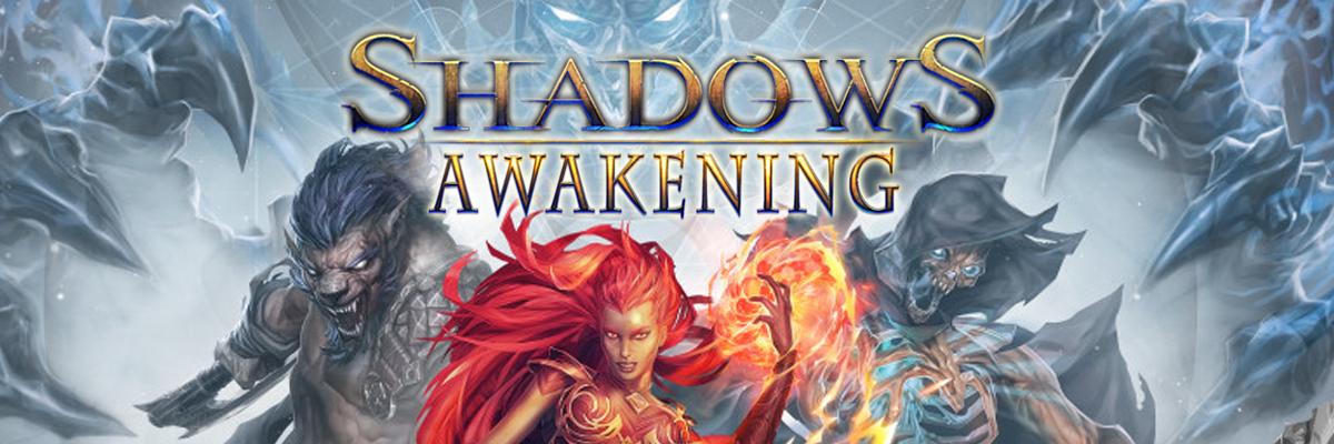 Shadows: Awakening, innovando el RPG isométrico