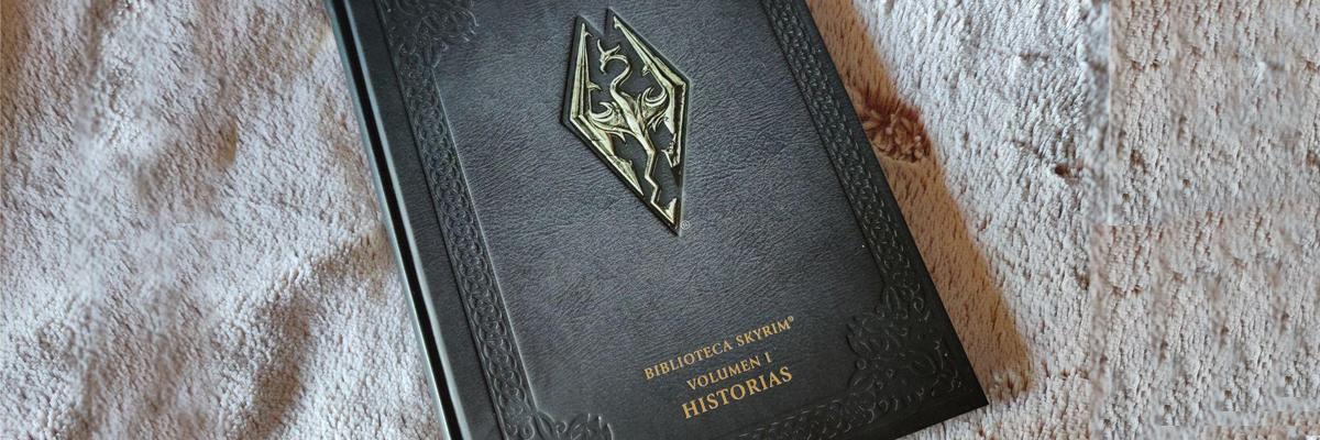 Biblioteca Skyrim Vol.1 Historias: Skyrim en formato papel