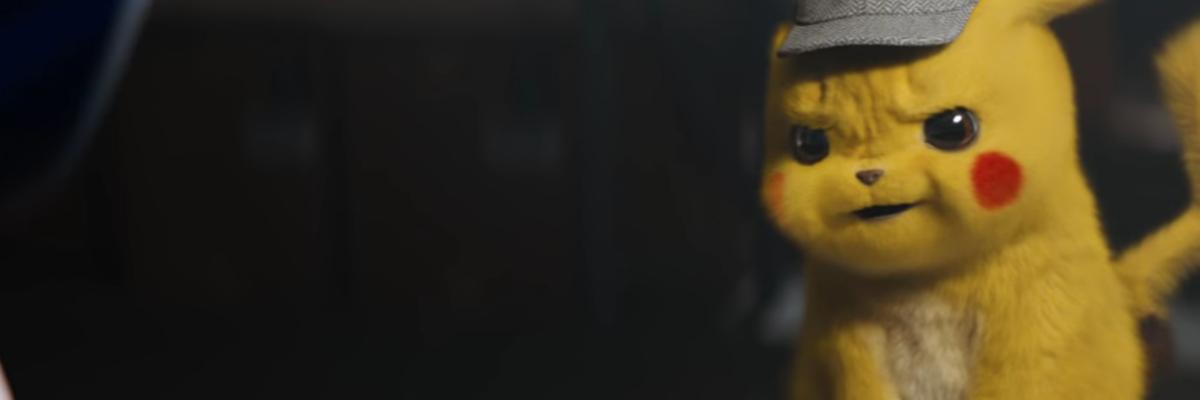Una defensa ferviente del tráiler de Detective Pikachu
