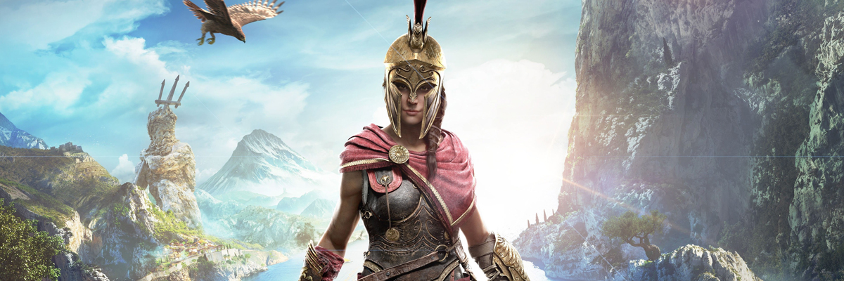 Assassin's Creed: Odyssey. Una oda a la Antigua Grecia
