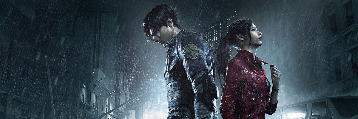 Resident Evil 2: As long as we stick together, we'll be fine