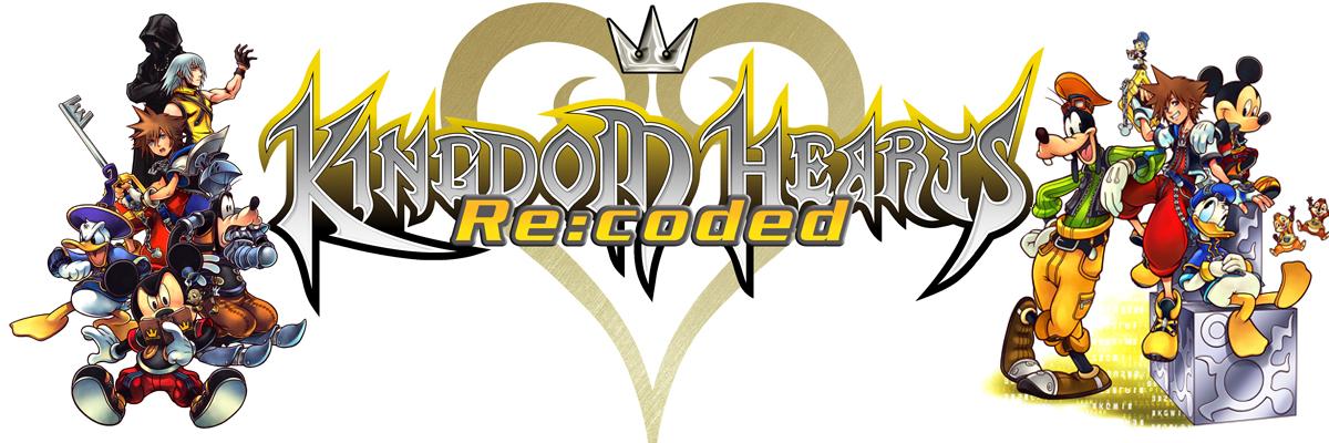 Kingdom Hearts Re:Coded – ¡Bugéame ésta!