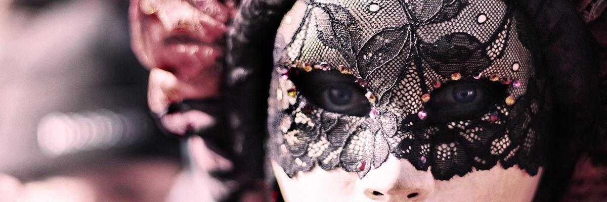 ¡Festival de máscaras!
