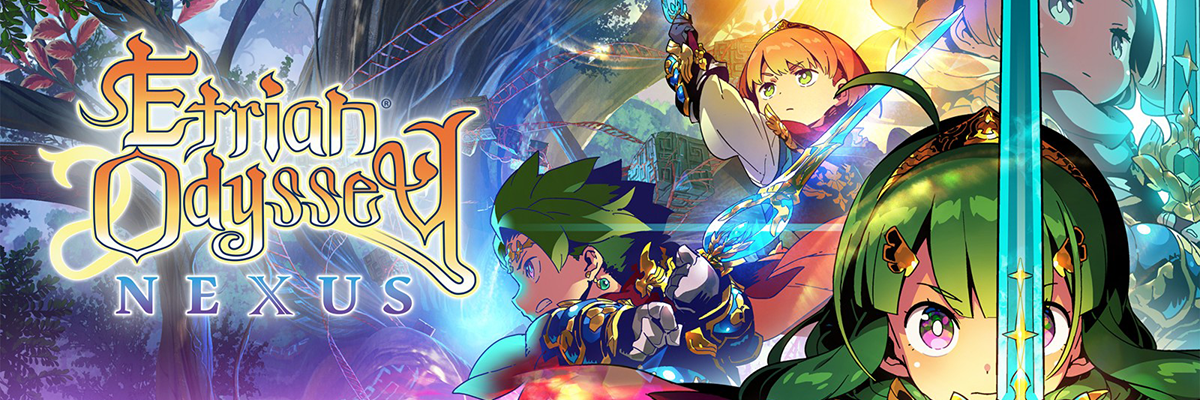 Etrian Odyssey Nexus: it's the final… remix!