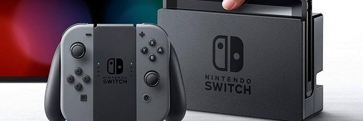 Nintendo Switch: nunca debí enamorarmeee